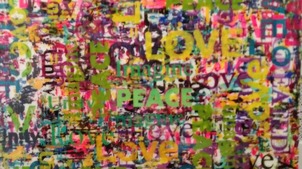 """Donna Sved """"Love"""""""