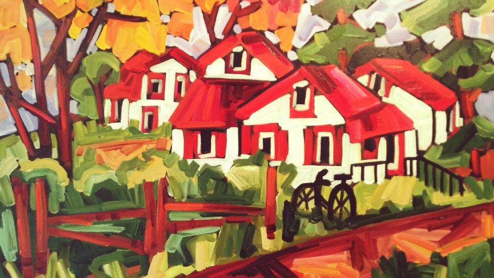 Fall Yellows by Boucher
