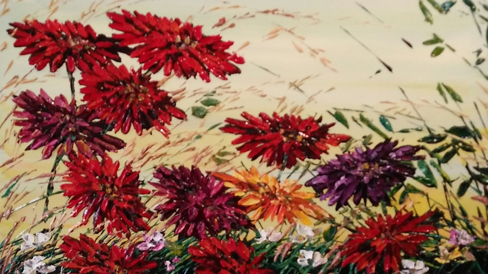Floral Mums by Eventov