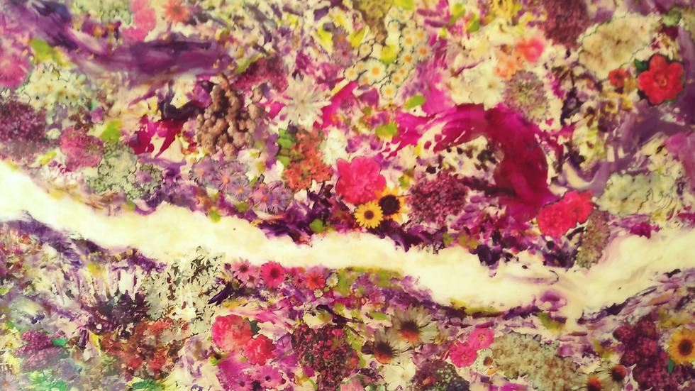 """Donna Sved """"Purple Haze"""""""