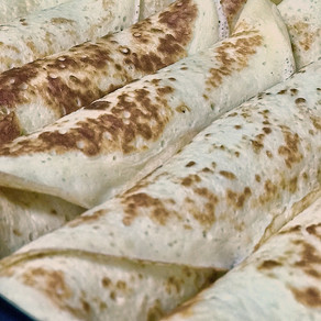 Panquecas gluten free
