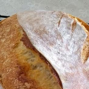 Minha vida mudou, só quero fazer Pão.
