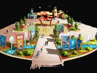 Parque Walibi Bélgica não terá novidades em 2020!
