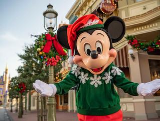 """""""Mickey's Very Merry Christmas Party"""" do Walt Disney World Resort, é cancelado este ano."""
