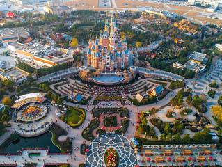Shanghai Disneyland flexibiliza regras de visitação.