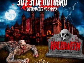 """Castelo dos Vinhais irá promover """"Halloween no Castelo"""" em Vinhedo."""