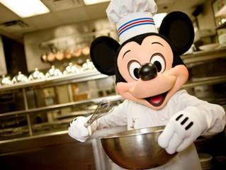 Já é possível fazer reservas para restaurantes em parques temáticos e hotéis da Disney!