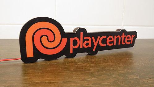 Luminoso Led Playcenter