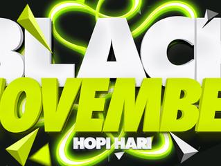 Hopi Hari faz promoção de Black Friday!