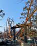 Acompanhe a construção da Jersey Devil Coaster do Six Flags Great Adventure