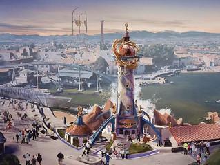 PortAventura tem projeto de mais um parque temático, o The Beat Challenge.