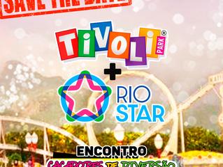Encontro Caçadores de Diversão no Tivoli Park + Rio Star.