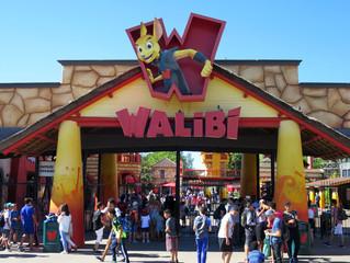Como está sendo a reabertura dos parques de diversões na Bélgica.