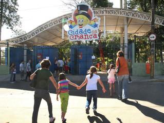 Prefeitura de São Bernardo autoriza reabertura da Cidade da Criança!