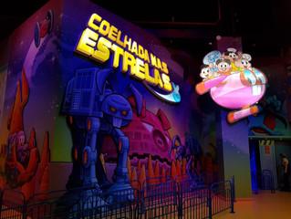 Parque da Mônica abre novo simulador 4d
