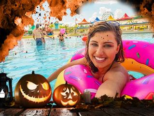 Halloween no Wet'n Wild tem entrada grátis para os visitantes fantasiados!