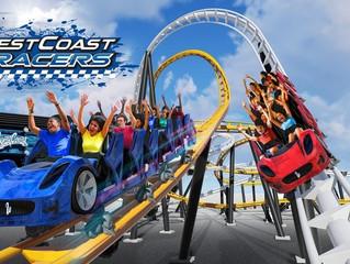 "Six Flags Magic Mountain anuncia ""West Coast Racers"" para 2019."