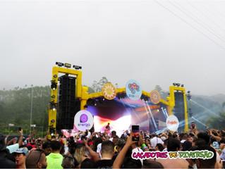 "Magic City promove o ""Splash Music"" com a Energia 97 FM."