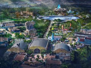 Fique por dentro! O plano e andamento da expansão da Disney Paris.