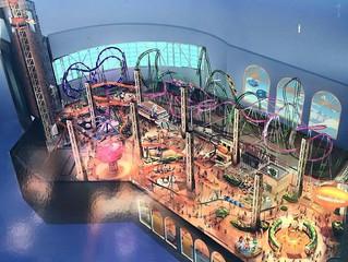 """Conheça o """"American Dream Meadowlands Mall"""", um novo complexo nos EUA."""