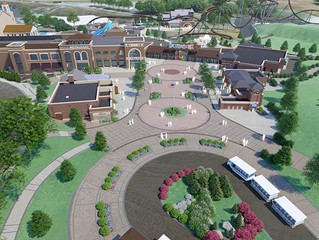 Hersheypark abrirá em 2020 uma nova área com uma espetacular montanha-russa