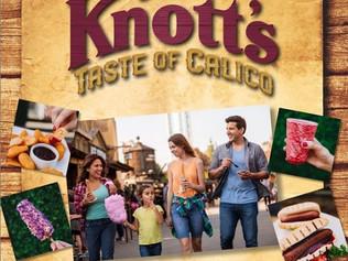Knott's Berry Farm produz evento Taste of Calico enquanto não pode voltar a operar