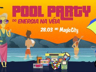 Energia 97 FM irá realizar evento de musica eletrônica no Magic City.