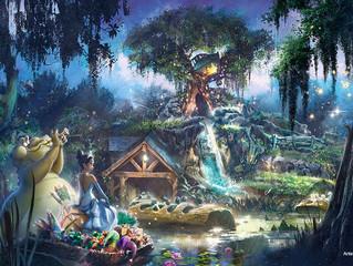 Splash Mountain ganhará novo tema no Disneyland Resort e Walt Disney World.