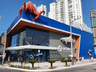 Conheça o Oceanic Aquarium, novo associado da Sindepat!
