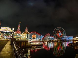 Pixar Pier finalmente aberto na Disney California Adventure