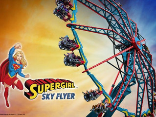Six Flags New England terá nova atração da Zamperla.