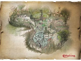 Efteling construirá uma nova área inclusiva para as crianças, o Nest!