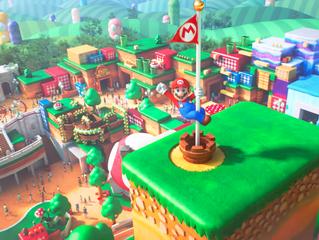 Abertura da Super Nintendo World está adiada!