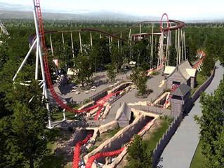 Parc Astérix terá nova montanha-russa em 2023!