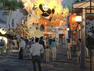 Universal Studios Beijing revela suas sete áreas temáticas