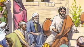 John 4 Jesus and Race part 2  The men of Sychar