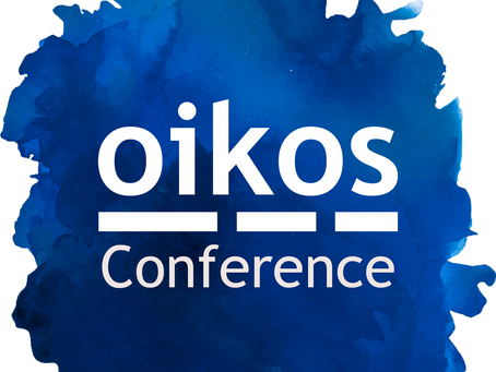 Official Report of the oikos Conference 2020