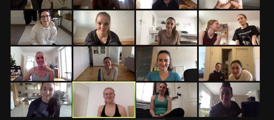 Virtual Hatha Yoga