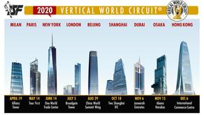 2020 VERTICAL WORLD CIRCUIT® ANNOUNCED