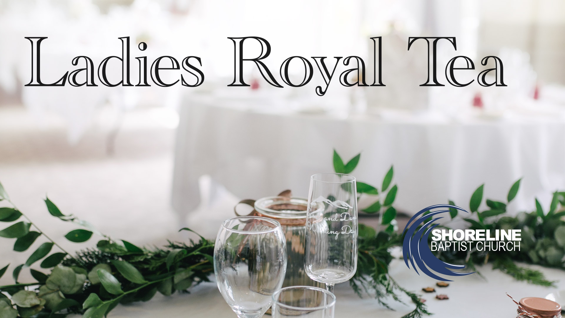 Ladies' Royal Tea