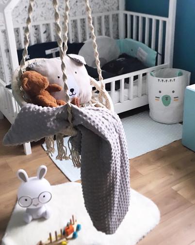 Décoration d'une chambre d'enfant