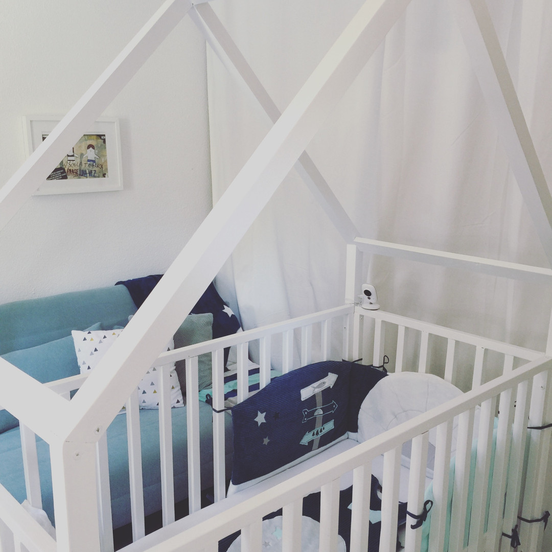 Création d'un lit enfant (2018)