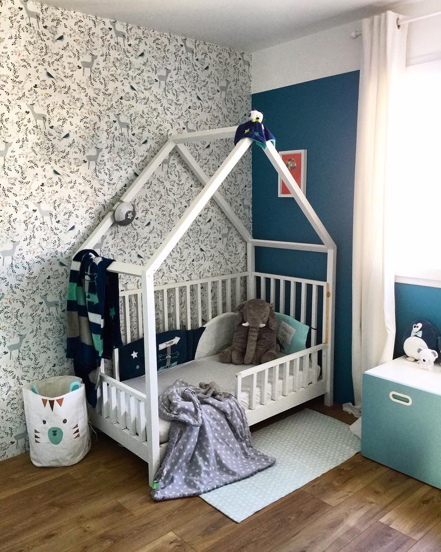 Décoration et aménagement d'une chambre d'enfant (2019)