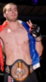 Kamikaze MMA - Kevin Del