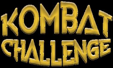 Kombat Challenge logo