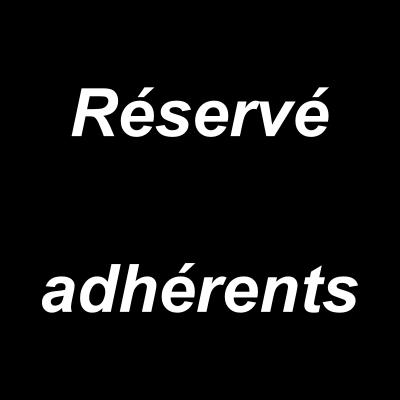 Séances juniors/adultes (GYMNASE)