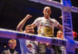 Golden Belts 34 -Christophe Rea