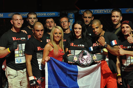 MMA Total Combat 35 - Team FCO
