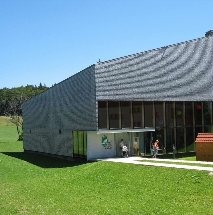 House of the Regional Park