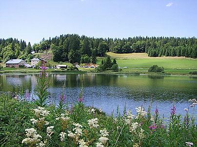 lac jura